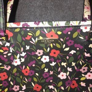 Kate Spade Floral Tote